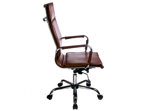 Компьютерное кресло Бюрократ CH-993 коричневый, вид 2