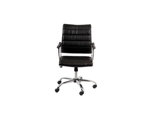 Компьютерное кресло Бюрократ CH-994AXSN чёрное, вид 4