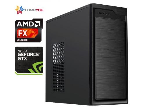 Системный блок CompYou Home PC H557 (CY.537662.H557), вид 1