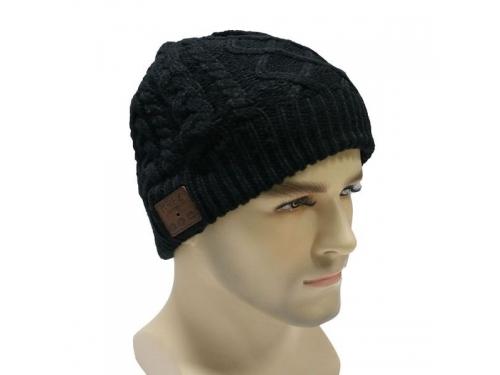 Наушники KREZ AB01 шапка черная, вид 2