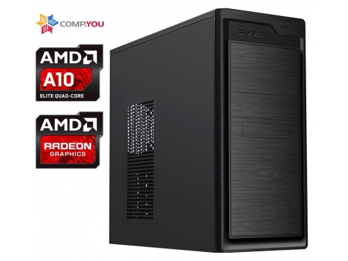 Системный блок CompYou Home PC H555 (CY.341002.H555), вид 1