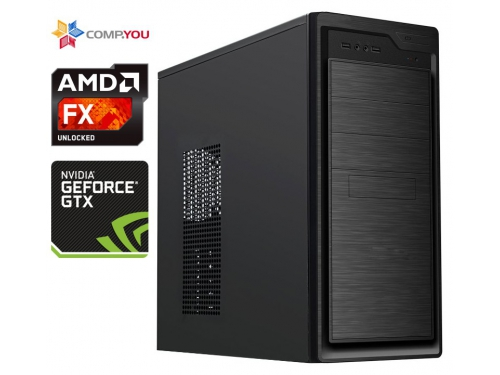 Системный блок CompYou Home PC H557 (CY.339098.H557), вид 1