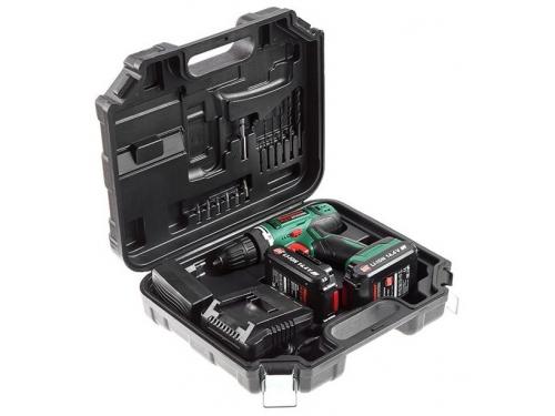 Шуруповерт Hammer Flex ACD145Li, (дрель-шуруповерт), с двумя аккумуляторами, вид 4