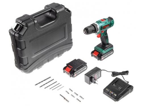 Шуруповерт Hammer Flex ACD145Li, (дрель-шуруповерт), с двумя аккумуляторами, вид 5