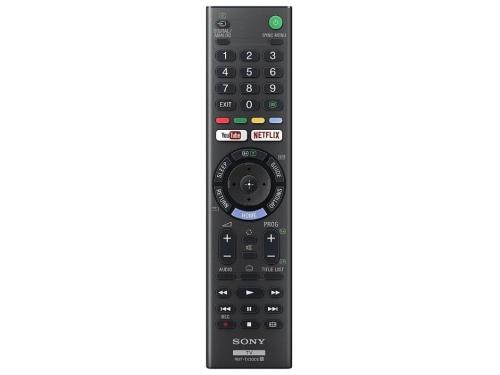 телевизор Sony KDL43WE755, черный, вид 4