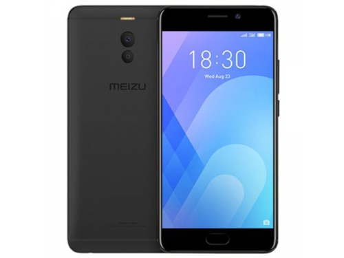 Смартфон Meizu M6 Note 3/16Gb, черный, вид 1