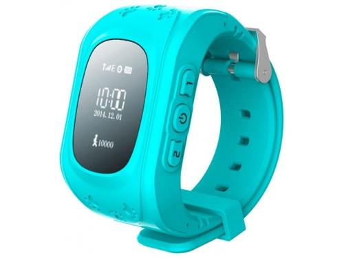 Умные часы Кнопка жизни К911, светло-голубые, вид 1