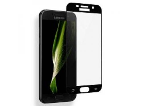 Защитное стекло для смартфона Aiwo Samsung A5 (2017) Full Screen, черное, вид 1