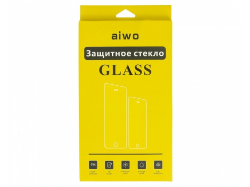 Защитное стекло для смартфона Aiwo Samsung A5 (2017) Full Screen, черное, вид 2