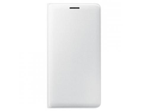 Чехол для смартфона Samsung для Samsung Galaxy J3 Flip Wallet белый, вид 1