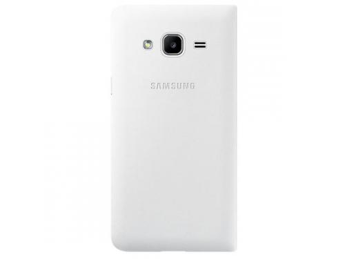 Чехол для смартфона Samsung для Samsung Galaxy J3 Flip Wallet белый, вид 3