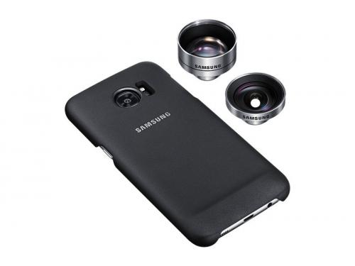 Чехол для смартфона Samsung для Samsung Galaxy S7 Lens Cover черный, вид 1