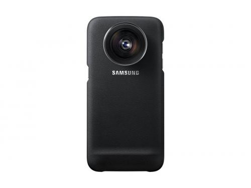 Чехол для смартфона Samsung для Samsung Galaxy S7 Lens Cover черный, вид 6