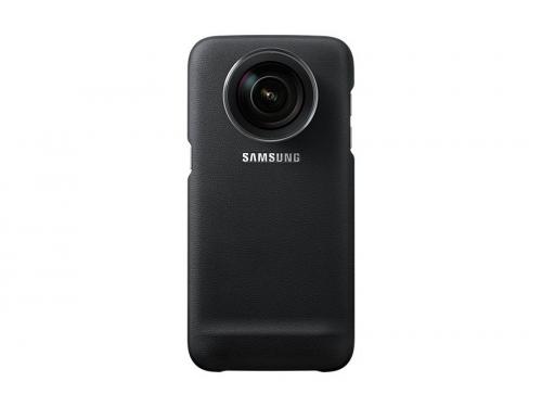Чехол для смартфона Samsung для Samsung Galaxy S7 Lens Cover черный, вид 4