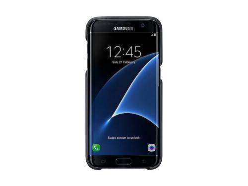Чехол для смартфона Samsung для Samsung Galaxy S7 Lens Cover черный, вид 2