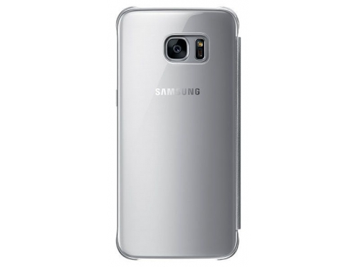 Чехол для смартфона Samsung для Samsung Galaxy S7 edge Clear View Cover silver, вид 3