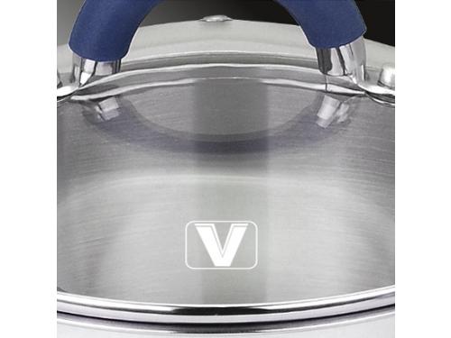 Кастрюля VITESSE VS-2043 с крышкой, вид 3