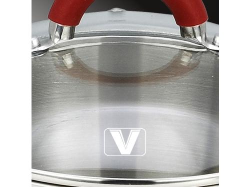 Кастрюля VITESSE VS-2036 с крышкой, вид 2