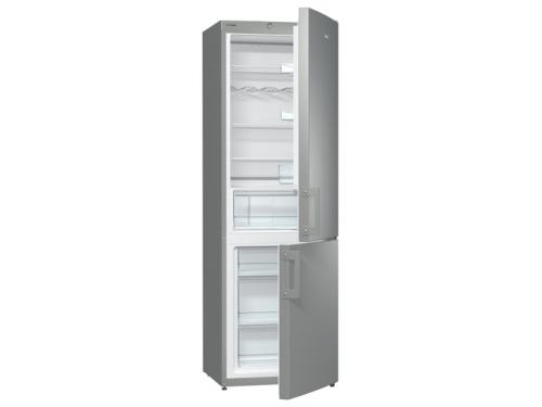 Холодильник Gorenje RK 6191 AX нержавеющая сталь, вид 1