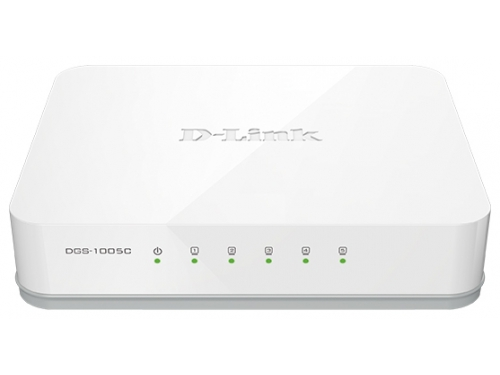 ���������� (switch) D-Link DGS-1005C/A1A, ��� 1