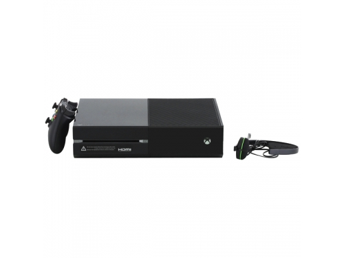 Игровая приставка Microsoft Xbox One, 500 Гб (5C5-00015), чёрная, вид 6