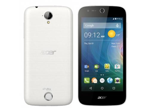 Смартфон Acer Liquid Z330, белый, вид 2