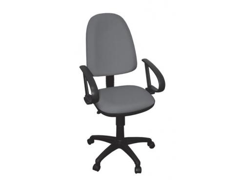 Компьютерное кресло Бюрократ CH-300AXSN/GREY JP-15-1, вид 1