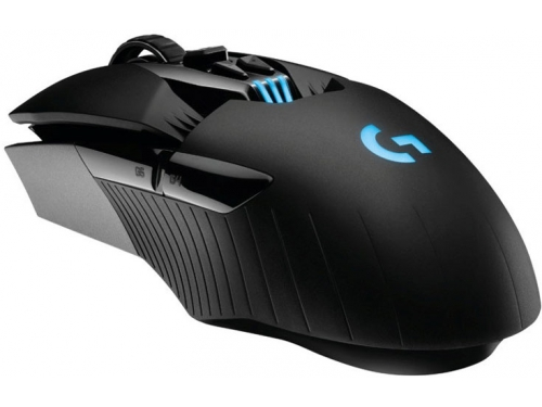 Мышка Logitech G900 Chaos Spectrum (проводная / беспроводная), чёрная, вид 2