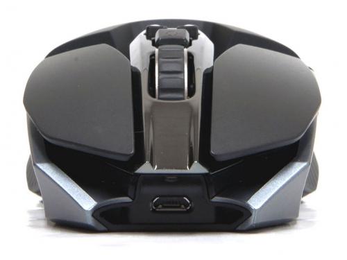 Мышка Logitech G900 Chaos Spectrum (проводная / беспроводная), чёрная, вид 3