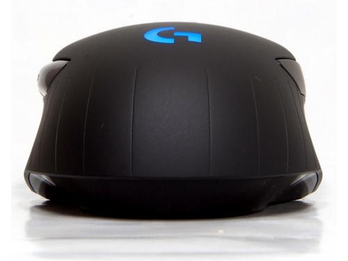 Мышка Logitech G900 Chaos Spectrum (проводная / беспроводная), чёрная, вид 4