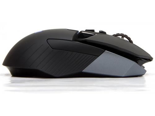 Мышка Logitech G900 Chaos Spectrum (проводная / беспроводная), чёрная, вид 5