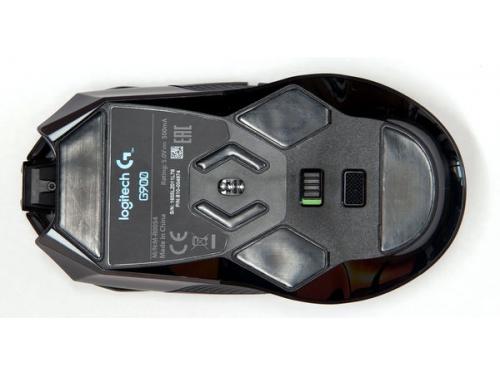 Мышка Logitech G900 Chaos Spectrum (проводная / беспроводная), чёрная, вид 7