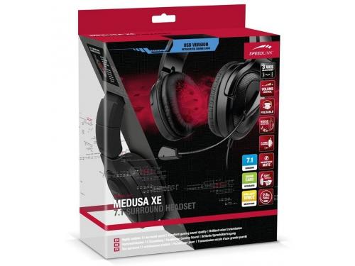 ��������� ��� �� Speedlink MEDUSA XE USB 7.1, ������, ��� 4