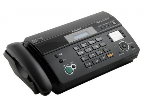 Факс Panasonic KX-FT988RU-B, вид 2