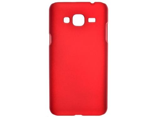 Чехол для смартфона SkinBox для Samsung Galaxy J3 (2016) Серия 4People (красный), вид 1