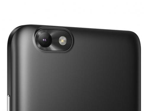 Смартфон Lenovo Vibe C (A2020) LTE чёрный, вид 6