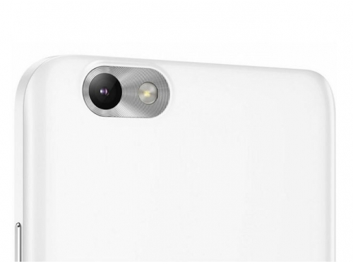 Смартфон Lenovo Vibe C (A2020) LTE белый, вид 5