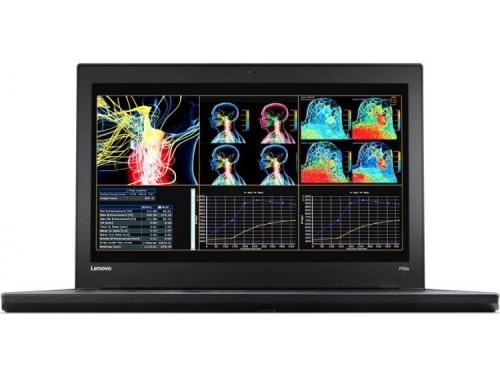 Ноутбук Lenovo ThinkPad P50s , вид 1