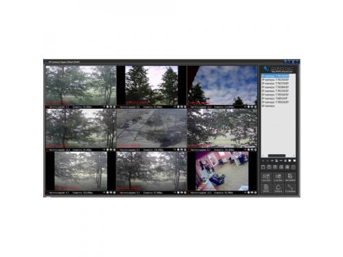 Web-������ VStarcam T7892WIP, �����, ��� 8