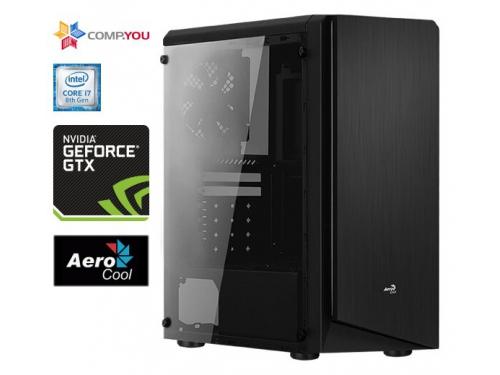 Системный блок CompYou Game PC G777 (CY.614554.G777), вид 1