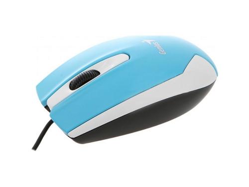Мышь Genius DX-100X синяя, вид 1