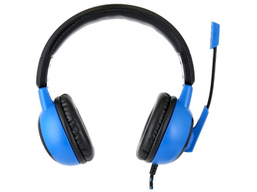 Гарнитура для ПК Gembird MHS-G50, черно-синяя, вид 3
