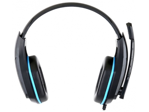Гарнитура для ПК Gembird MHS-G10, черно-синяя, вид 3