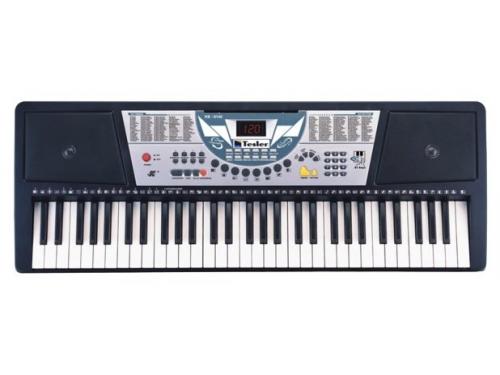 Электропианино (синтезатор) Tesler KB-6140 (с пюпитром), вид 1