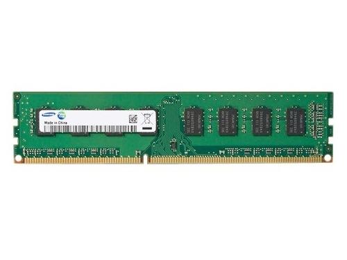 Модуль памяти DDR4 Samsung 2400 DIMM 8192Mb 2400MHz (M378A1K43CB2), вид 1