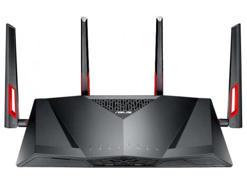 Роутер Wi-Fi ADSL-маршрутизатор Asus DSL-AC88U, вид 2