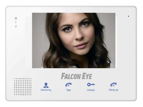 Видеодомофон Falcon Eye FE-IP70M, белый, вид 1