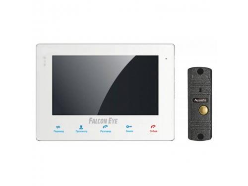 Видеодомофон Falcon Eye FE-KIT Квартира, белый, вид 1