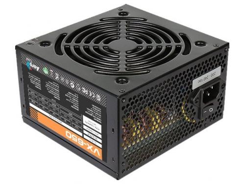 Блок питания AeroCool VX-650 650W, вид 2