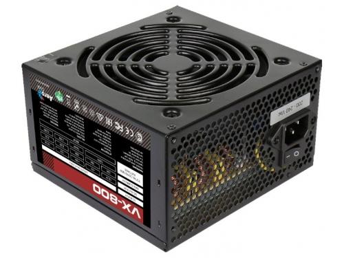 Блок питания Aerocool VX-800 800W, вид 4